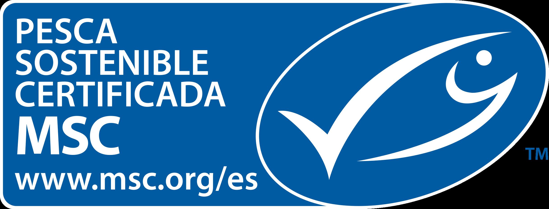 Sello Azul - Certificación MSC. Pesca sostenible